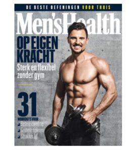 Gratis trainingsgids van Men's Health