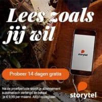 Gratis luisterboeken met Storytel