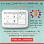 Gratis Toon thermostaat