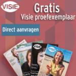 Vraag een gratis proefnummer aan van Visie Magazine