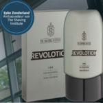 Probeer gratis scheerlotion van The Shaving Institute
