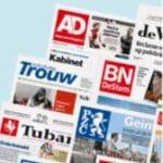 Ontvang gratis 4 weken je favoriete krant