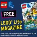 Gratis LEGO magazine abonnement
