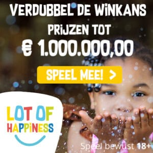 ontvang een gratis Lot of Happiness