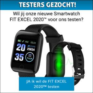 Test gratis de Smartwatch Fit Excel 2020