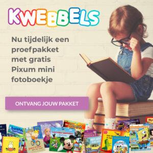 Ontvang een gratis fotoboek bij een gratis kinderboekenpakket