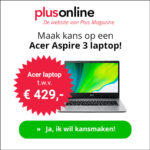 Maak kans op een gratis Acer Laptop