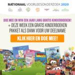 Ontvang een gratis kinderboeken pakket