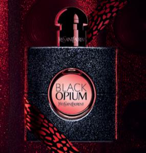 Ontvang een gratis parfumsample Black Opium eau de parfum