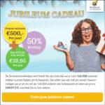 Gratis voordeelvouchers twv €100 bij de Seniorenvoordeelpas