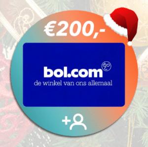 Kans op gratis shoptegoed Bol.com