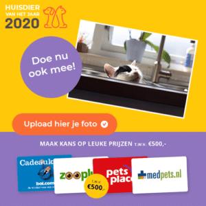Maak kans op een gratis bon van €500!