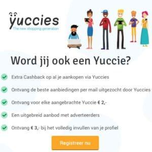 Ontvang gratis €3 en gratis cashback