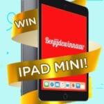 Maak kans op een gratis iPad