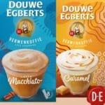 Ontvang een gratis sample Douwe Egberts verwenkoffie