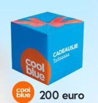 Win gratis cadeaubonnen Coolblue