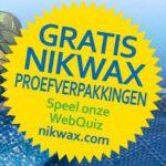Vraag een gratis proefverpakking Nikwax aan