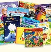 Ontvang een gratis Kwebbels kinderboekenpakket