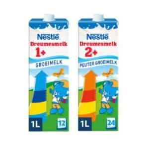 Probeer gratis Nestlé Dreumesmelk