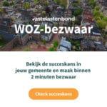 Doe een gratis WOZ check en bespaar honderden euro's
