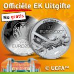 Ontvang een gratis officiële EURO l