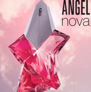Ontvang een gratis parfumsample Mugler Angel Nova
