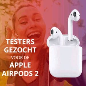 Test gratis Apple AirPods 2