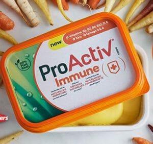 Probeer gratis Becel ProActiv Immune