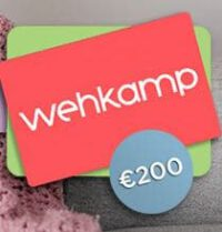 Win gratis shoppen bij Wehkamp