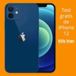 Gratis Apple iPhone 12 Pro testen en houden