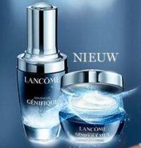 Ontvang een gratis 7-dagen-sample Lancôme huidverzorging