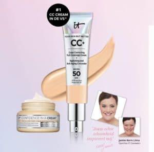 Ontvang een gratis sample IT Cosmetics