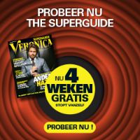 4 weken gratis Veronica Superguide
