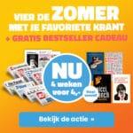 ontvang een gratis bestseller