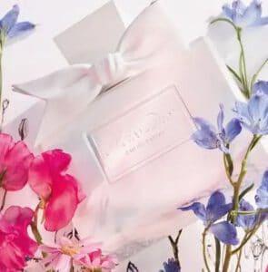 Ontvang een gratis sample Miss Dior