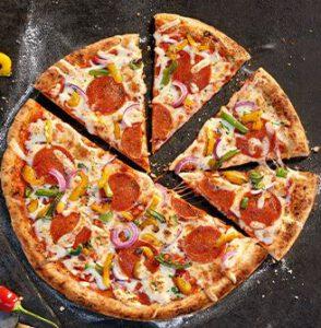 probeer gratis ernst wagners pizza