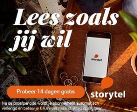 Gratis luisterboeken bij Storytel